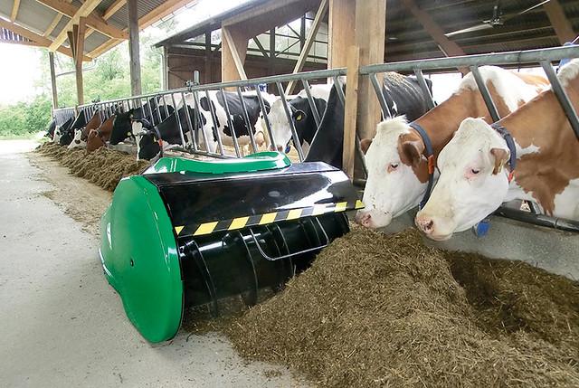 Роботы на Linux помогают уследить за коровами