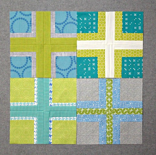 Intersection blocks