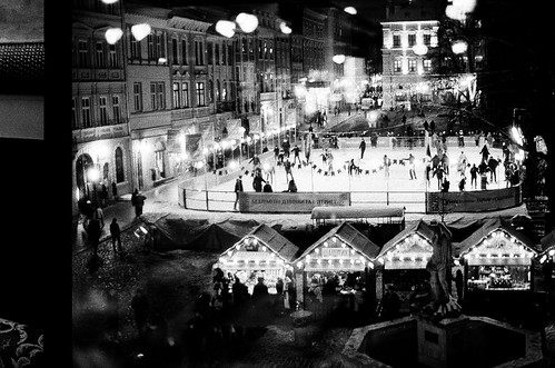 Plosha rinok Christmas market