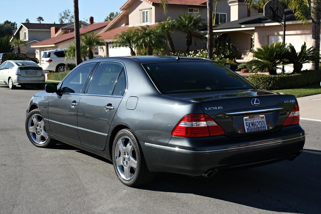 Ca 2005 Lexus Ls430 Custom Luxury Clean Title