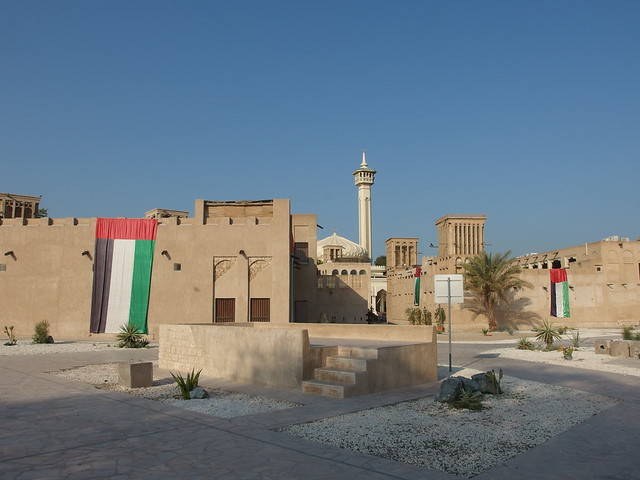 Al Bastakiya @ Bur Dubai