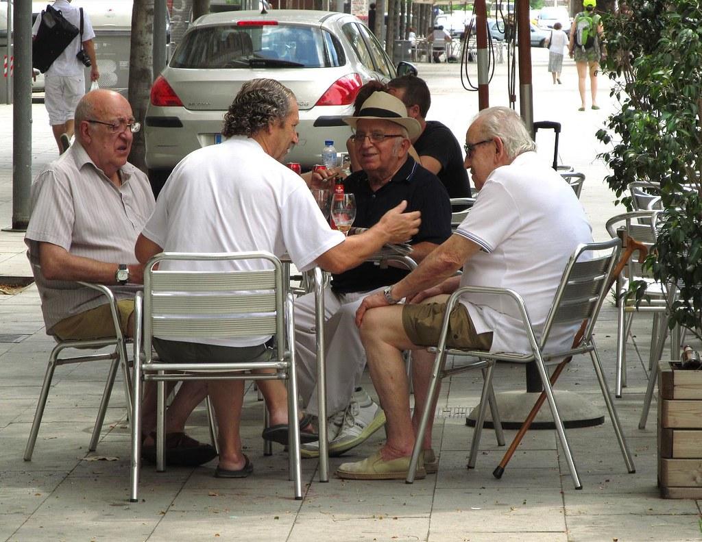 Barcelona old boys