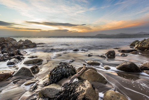 longexposure travel ireland light sea sky dublin orange seascape motion beach sunshine night clouds sunrise landscape photography dawn photo europe sony wideangle whiterock onsale dalkey konicaminolta1735 sonya7