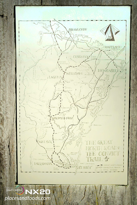 hunter valley Convict trail – Great North Road, Wollombi