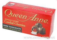 Queen Anne Dark Chocolate Cherries