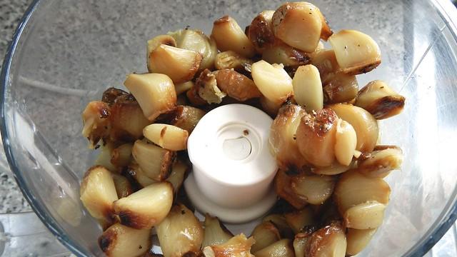 Garlic Pucks 4
