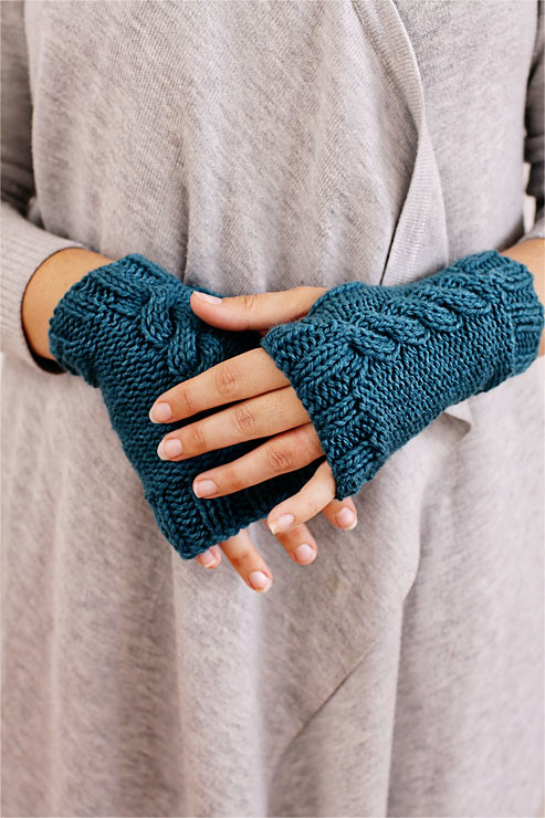 Cable Mitts 1