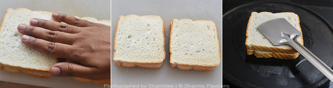 Legumes Salad Sandwich Recipe - Step4