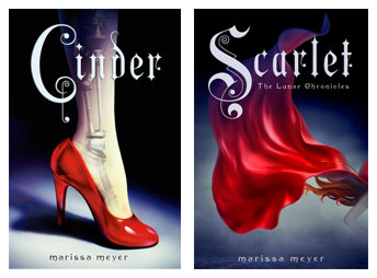 Cinder and Scarlet by Marissa Meyer - favorite books of 2014 by freshfromthe.com