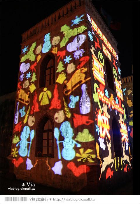【萬金教堂】屏東萬金教堂聖誕季~3D光雕秀+耶誕地景藝術/全台最濃耶味小鎮!8