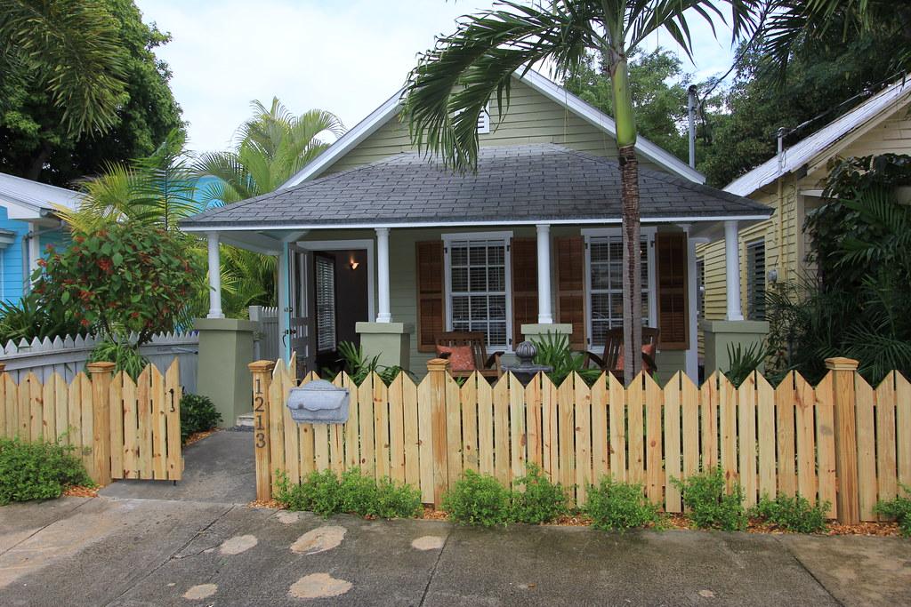 Key West Properties 1213 Margaret Street Old Town Key