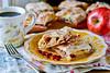 Apple-Cranberry Slab Pie
