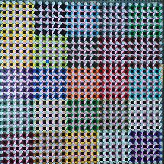 Mathematical mosaic 15 of 25