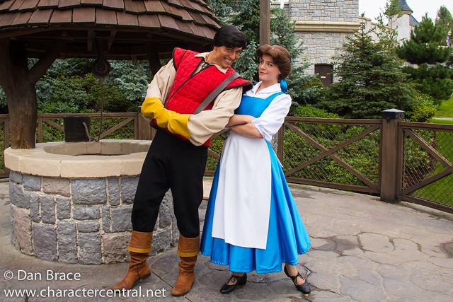 Meeting Belle and Gaston