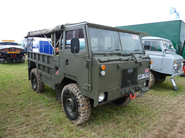 Land Rover 101 FC 1 Tonne - a gallery on Flickr