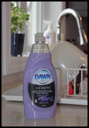 dawn olay - savoir recevoir avec P&G