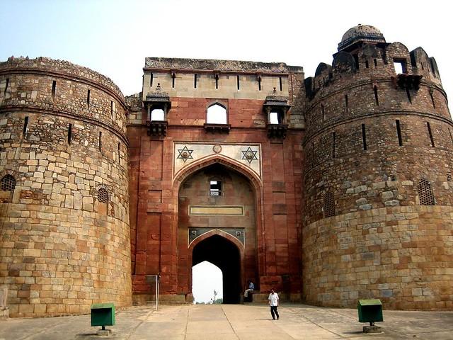 Purana Qila Que ver en Delhi