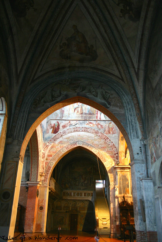 MILANO - Abbazia di Chiaravalle