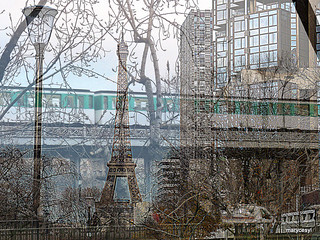 Paris dans tous ses sens !