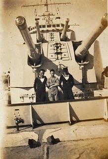 1937 - crew members of H.M.A.S. Sydney II