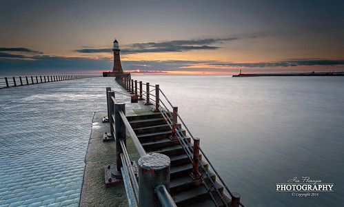 seascape cold sunrise canon photography pier december freezing nd 5d filters roker leefilters 5dmk3 ianflanagan