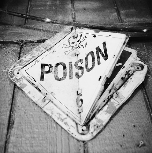Poison - Hazmat Sign
