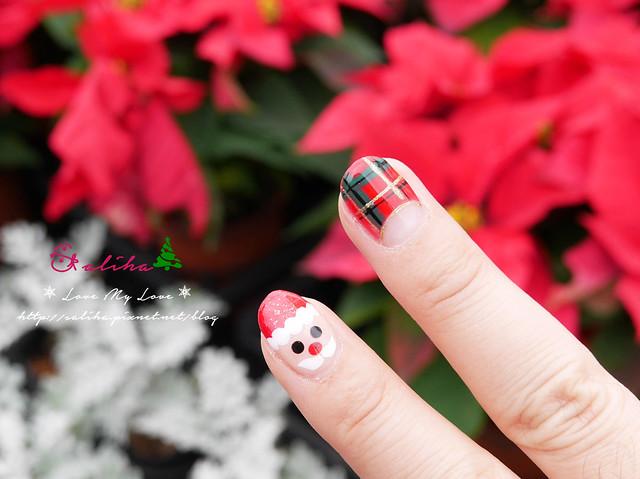 中山站聖誕節美甲光療指甲 (11)