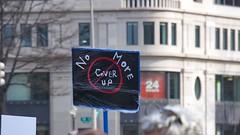 National March Against Police Violence Washington DC USA 50281