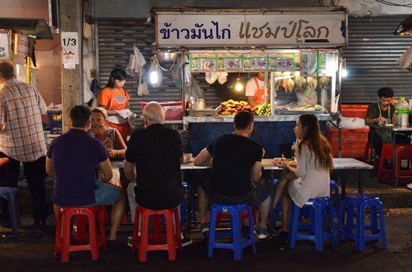 Streetside Eating @ Sukhumvit Soi 38