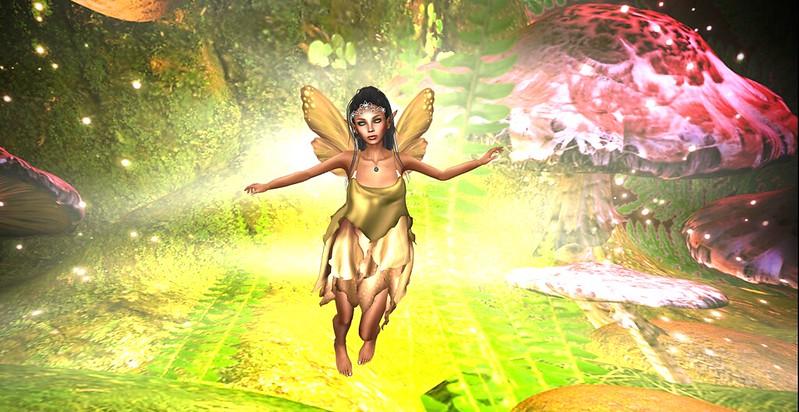 Chryseis Fairy