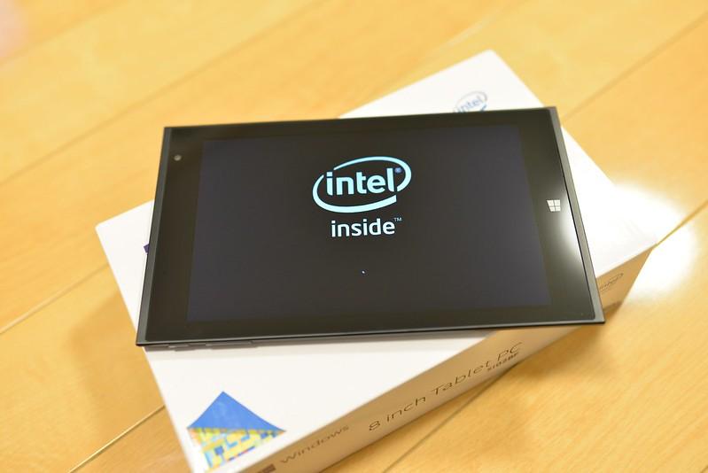 インテル、はいってるタブレット2(SI02BF)