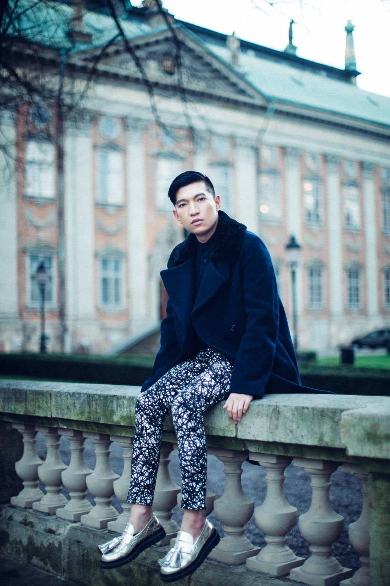 Bryanboy at House of Nobility, Riddarhuset, Stockholm