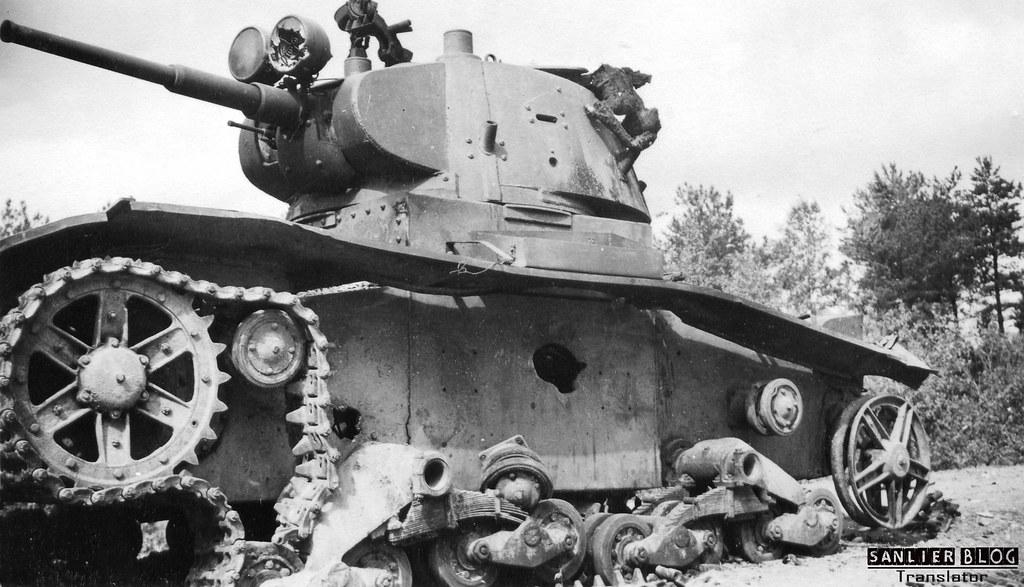坦克战:活活烧死06