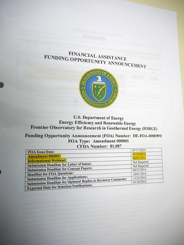 美國提出計畫,將在五年內讓地熱發電技術大躍進
