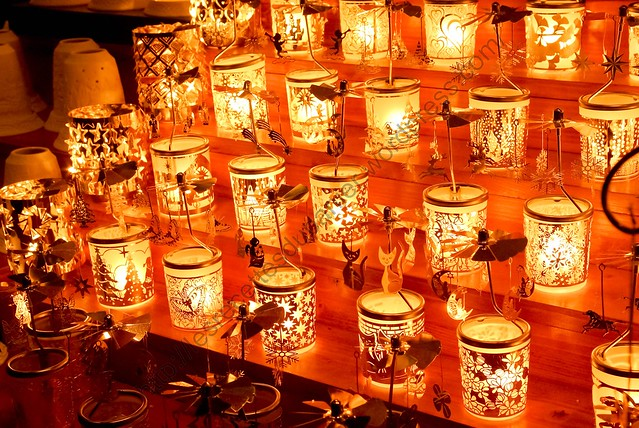 Jeu de bougies / Candle Games