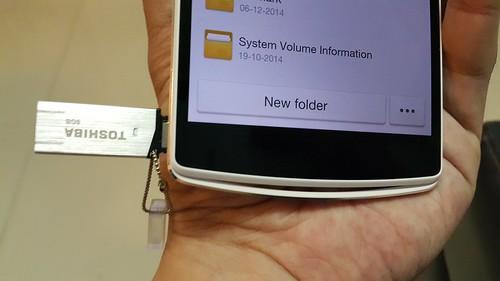 OPPO N3 รองรับ USB On-The-Go ด้วย