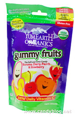 Yummy Earth Organics Gummy Fruits
