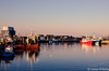 Howth Harbour evening