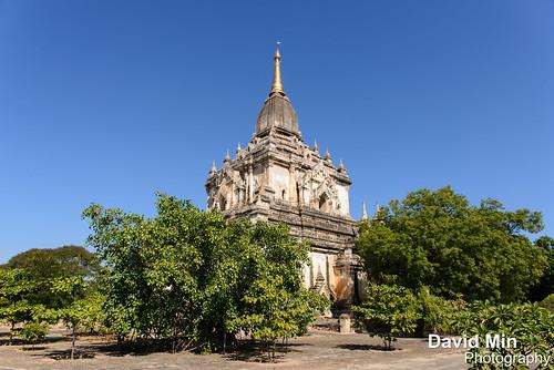 travel mist tourism sunrise temple ruins asia ballon buddhism visit dust angkor pagodas bagan shwegugyi stupas