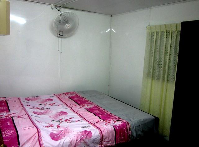 Homestay room 1
