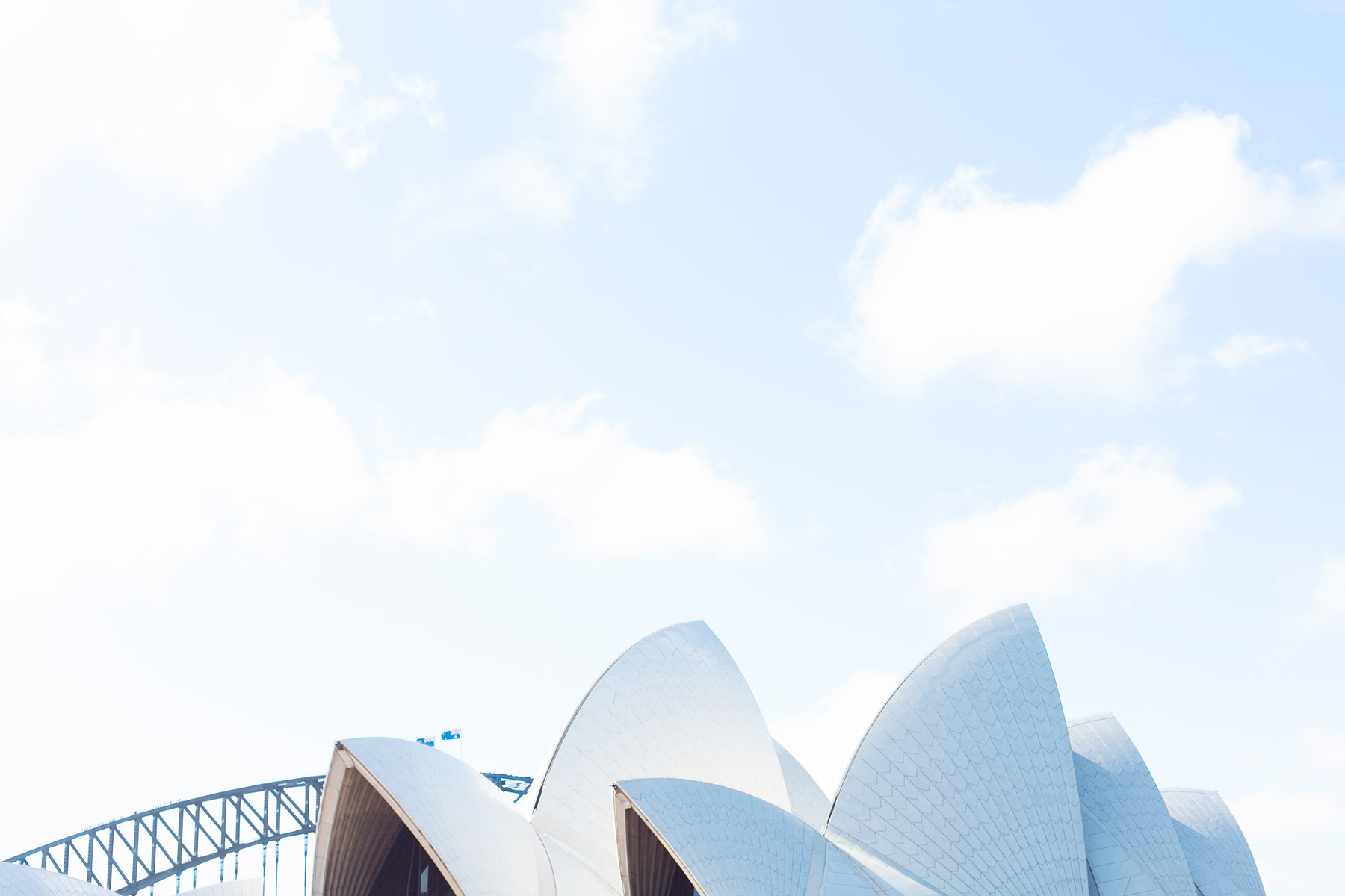 Sydney Opera House photo by Carin Olsson (Paris in Four Months)
