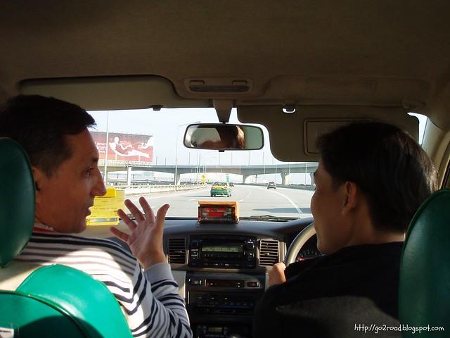 На дорогах Бангкока