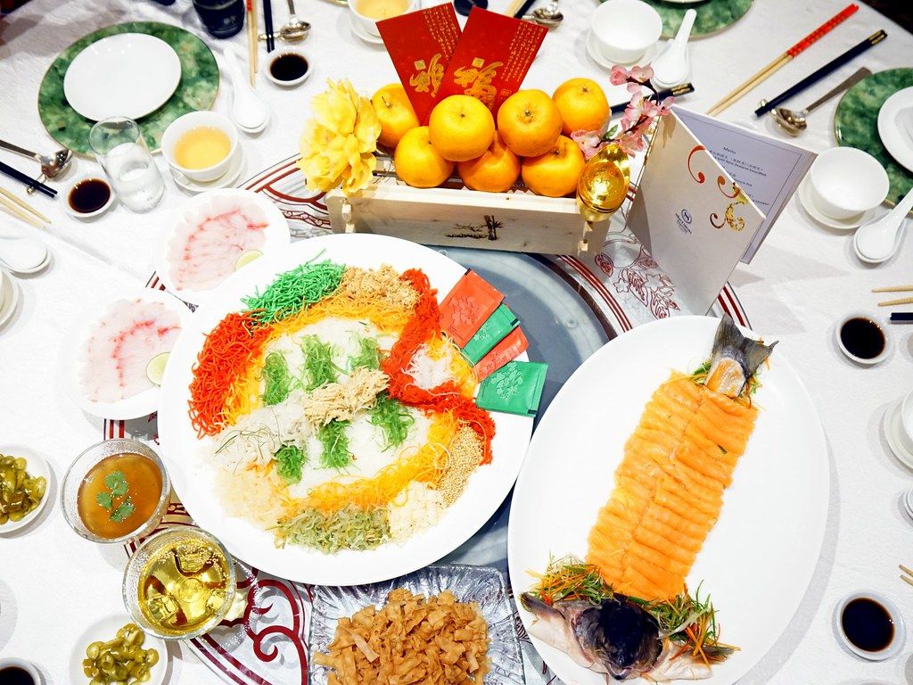 Chinese New Year set menu - Celestial Court sheraton imperial 2015 -006