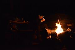light, fire, darkness, night, campfire, bonfire,