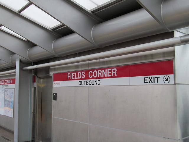 Fields Corner Metro