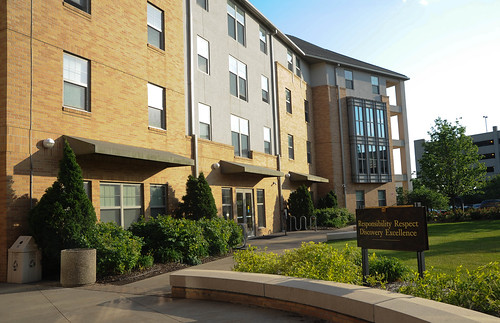 Campus residence halls