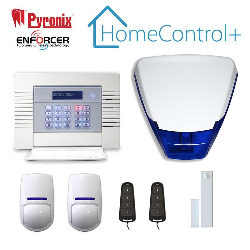 Pyronix Enforcer Homecontrol App Kit 1 Burglar Alarm