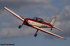 G-ALWB - C1 0100 - Private - De Havilland Canada DHC-1 Chipmunk 22A - Little Gransden - 070826 - Steven Gray - IMG_3854