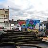 Amazing containers from @clandestinosart in #haggerston #streetart #streetartlondon #graffiti #urbanart #streetstyle #instagraffiti