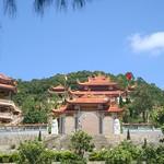 Cái Bầu Pagoda.